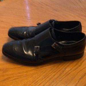 Prada Milano Men's Loafers Black Size 11-11.5